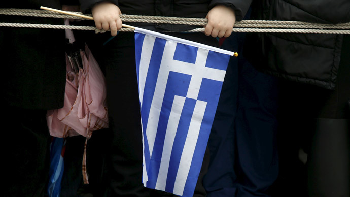 No walls to save eurozone from 'Greece amputation' domino effect – Varoufakis
