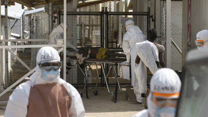 'Slow and insufficient': WHO admits failing to respond to Ebola crisis