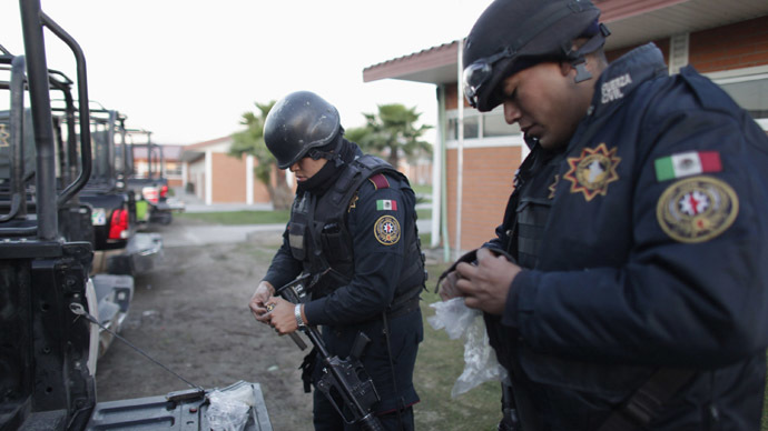 Mexican police reportedly involved in January killings of unarmed civilians & protesters