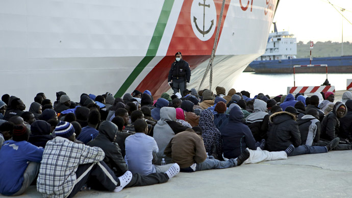 ​NATO bombing of Libya led to Mediterranean migrant deaths – Farage