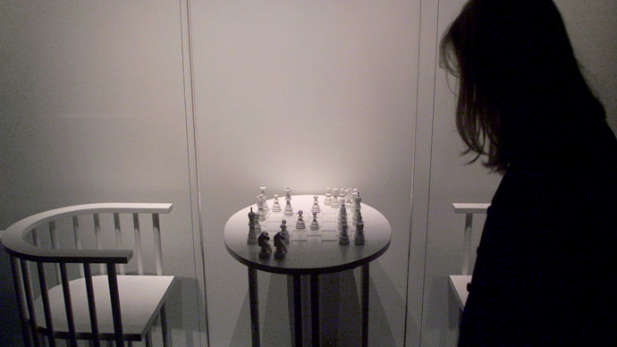 ​Women too illogical to play high-level chess, says UK master - beaten by woman