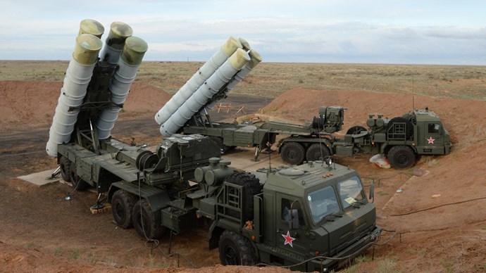 S-400 missile defense strength doubled in Russia's far east