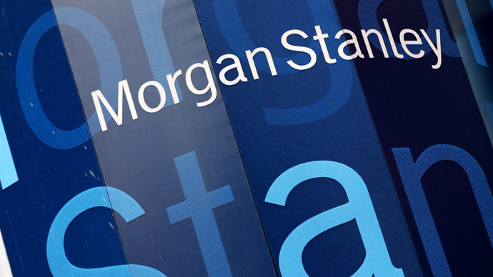 Morgan Stanley in talks to pay $500mln fine to settle mortgage-bond probe - media