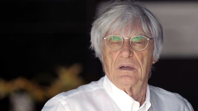 ​F1 boss Ecclestone gives Azerbaijan European Grand Prix, despite human rights concerns