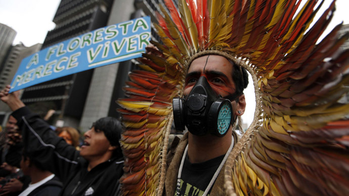 'They threaten to kill me, kidnap me': Sharp rise in environmental activists being killed