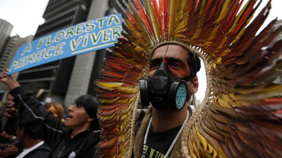 ​'They threaten to kill me, kidnap me': Sharp rise in environmental activists being killed