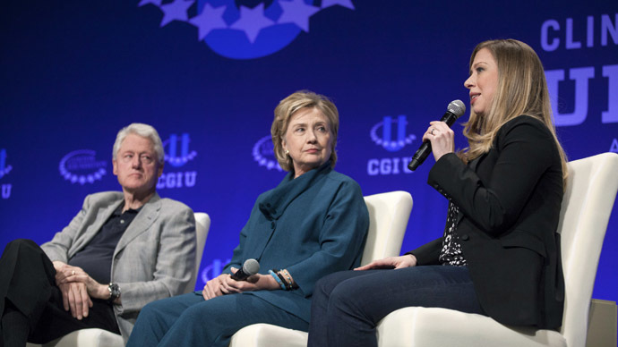 'Clinton Cash' book alleges foreign donations to family foundation linked to political favors