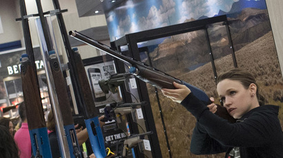 More crime-wary Americans turn to guns - poll