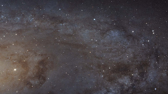 'Supervoid' is 1.8bn light-years across, the largest single structure in universe - study