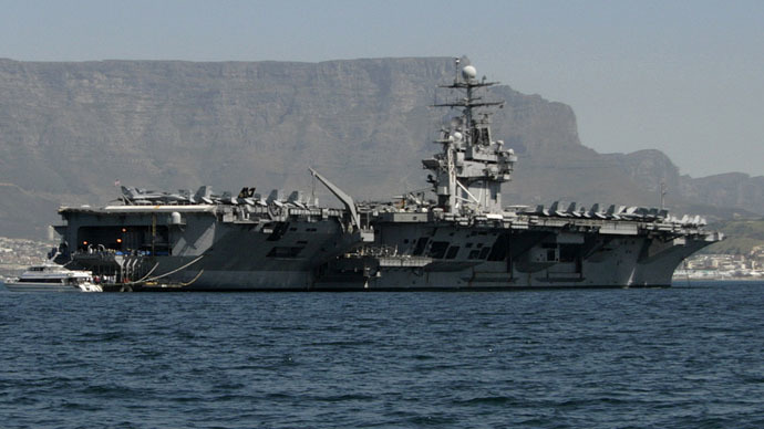 US beefing up naval presence off Yemen amid rising regional tensions