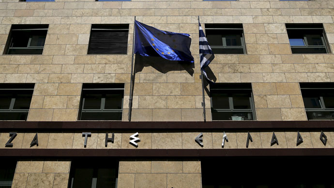 On the #Gredge: Greece and EU finance ministers fail to reach deal in Riga