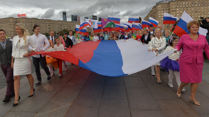 Russians want their country to follow independent course, poll shows