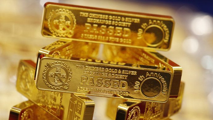 China's secret gold stockpile may be world's 2nd biggest