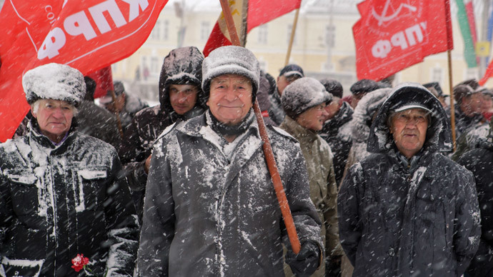 Communists oppose government initiative to raise pension age
