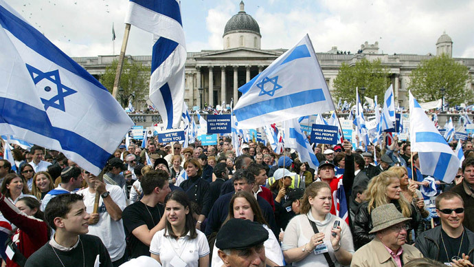 ​Amnesty International rejects campaign to tackle UK anti-Semitism