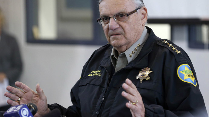 ​'Toughest sheriff' in court for contempt after violating immigration order