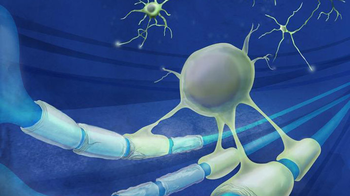 Skin medicines could help to fight multiple sclerosis - study