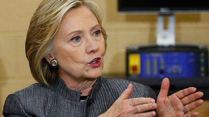 Clinton calls for 'toppling' 1 percenters as critics question her populist bona fides