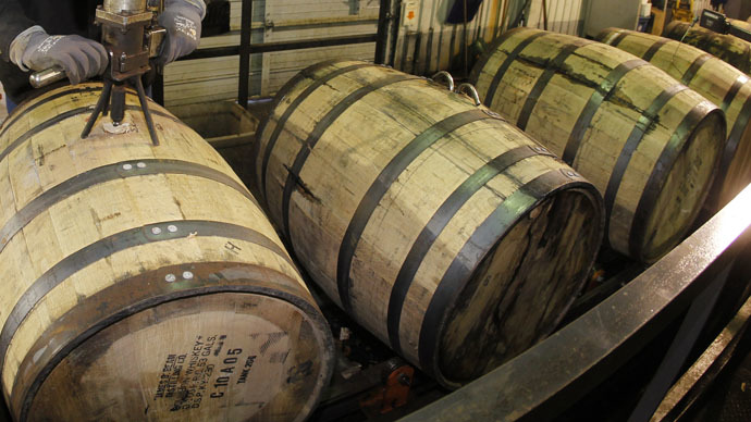 ​Nine indicted in $100k bourbon heist