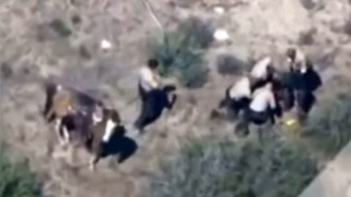 California horse fugitive beaten by sheriffs gets $650,000 payout