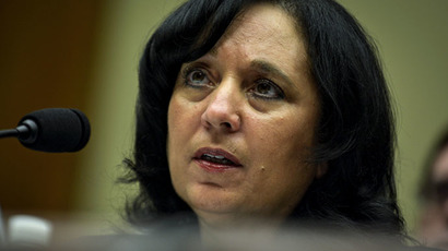 DEA chief quits after losing lawmakers' confidence