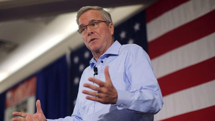 Jeb Bush praises Obama for continuing NSA metadata surveillance