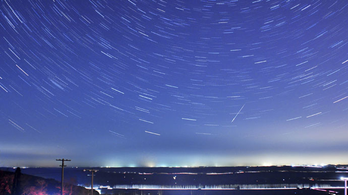 Lyrid meteor shower: Spectacular show to light up the night sky