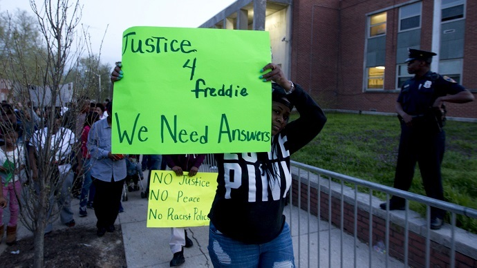 Lead officer in Freddie Gray arrest twice accused of domestic violence
