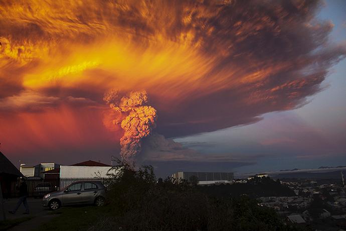 Reuters / Sergio Candia