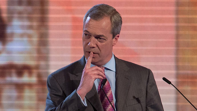 ​UKIP's Farage prefers Australian, Indian immigrants over Eastern Europeans