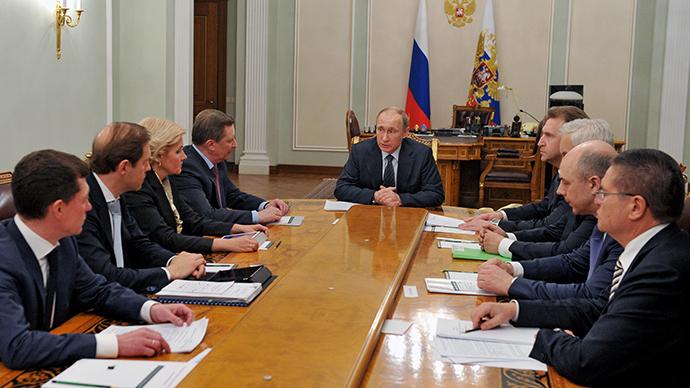 Putin has no plans to dismiss govt - report