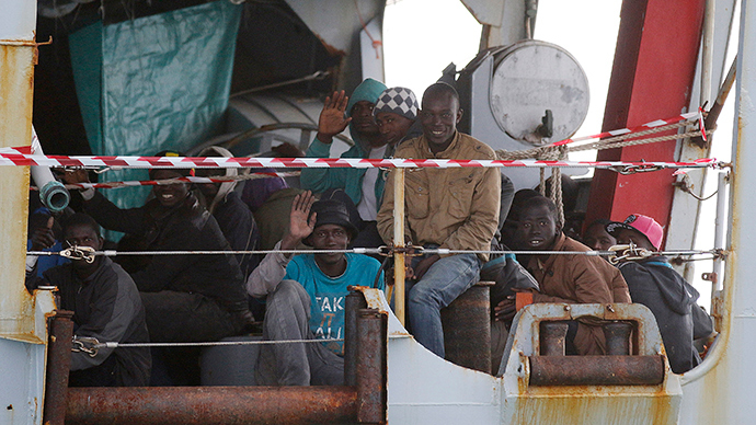 ​No place for asylum seekers: EU reportedly plans to kick out 29 of every 30 refugees