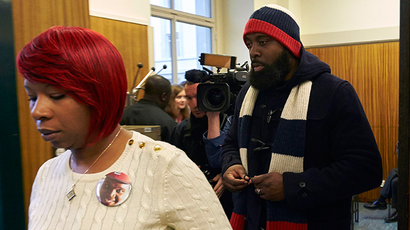 Michael Brown's family files lawsuit against Ferguson, Darren Wilson