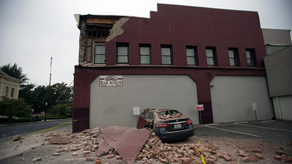 Nearly half of US population live at risk of damaging earthquake - report