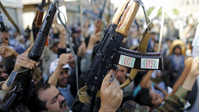 'We don't need missiles': Houthis threaten to attack Saudi Arabia if bombing continues