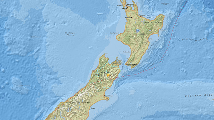 6.3 earthquake strikes New Zealand