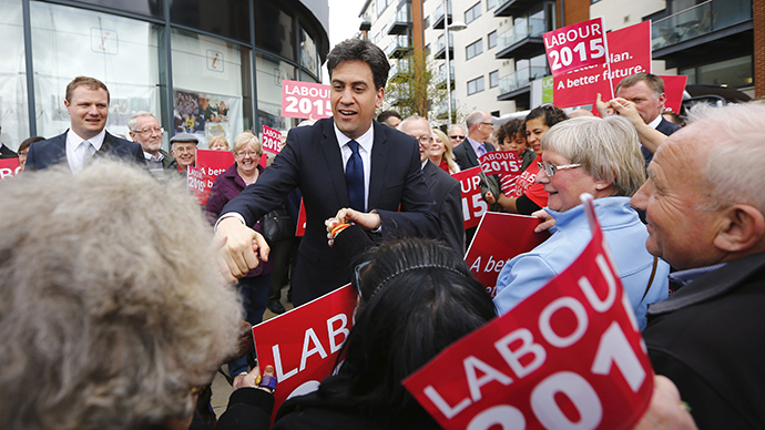 Miliband riles Tories with 'bombing Libya led to migrant crisis' claim