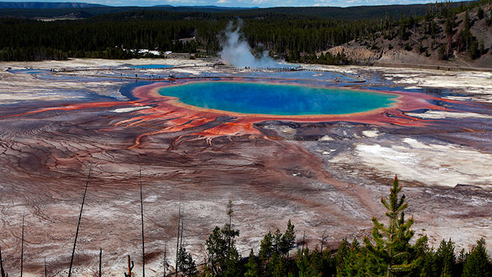 Magma carta: Newly-mapped Yellowstone volcano chamber could fill Grand Canyon 11 times