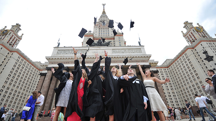 Russia to up foreign student quota for more 'soft power' leverage