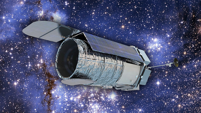 NASA plans to use spy telescopes in dark-energy mission - report