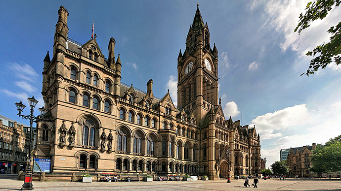 ​Anti-austerity occupiers to be ejected from Manchester Albert Square