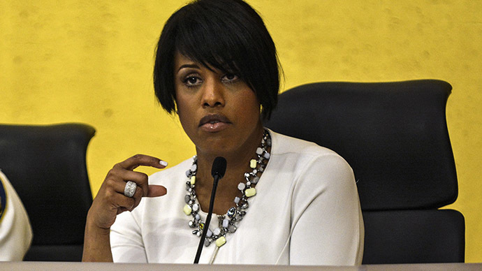 Baltimore mayor calls for 'peaceful and respectful' protests
