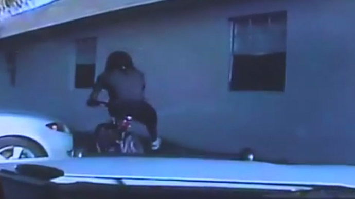 Dash-cam video refutes police claim of justified shooting that left unarmed man paralyzed (VIDEO)