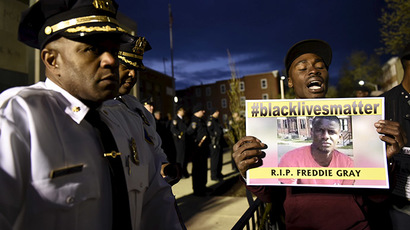 Freddie Gray probe: Police van made mystery stop on way to station