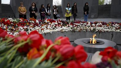 Millions worldwide mark 100th anniversary of Armenian genocide (PHOTO, VIDEO)