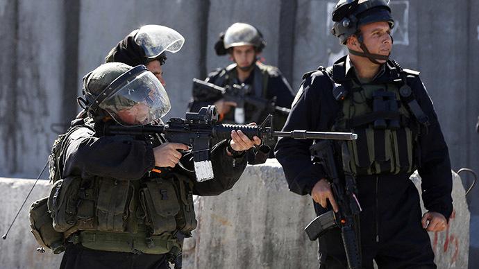 Israeli soldiers kill 16yo Palestinian wielding butcher's knife