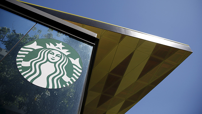 Starbucks cash-register glitch takes down 8,000 coffee shops in N. America, leads to free lattes