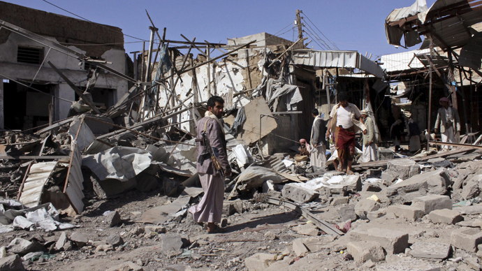 'We got lucky with Russia': US citizen's family to RT after Yemen evacuation