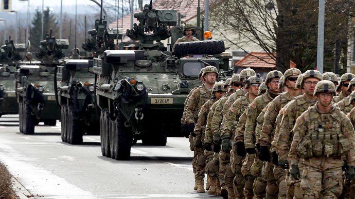 ​US troops in Europe request bigger guns amid Russia anxieties