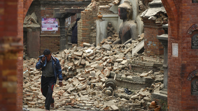 More devastation: 6.7 magnitude aftershock earthquake strikes Nepal